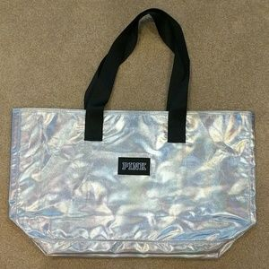 New Victoria's Secret iridescent tote